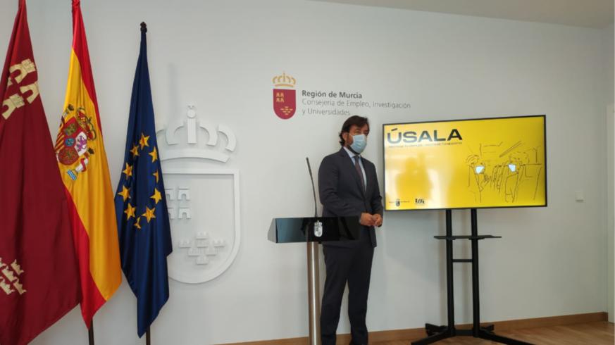 presentación de la campaña 'úsala'