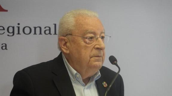 José Molina expresó en las redes su preocupación al ser hospitalizado. ORM