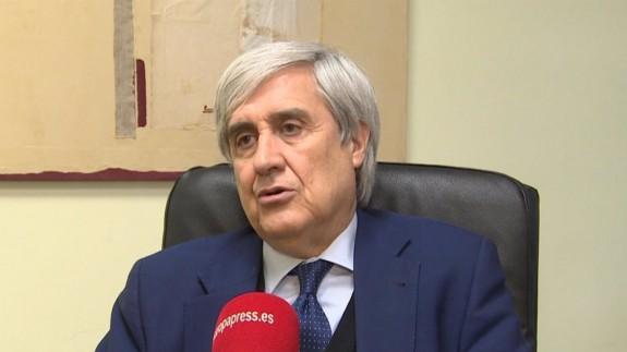 Juan José Badiola, en una imagen de archivo