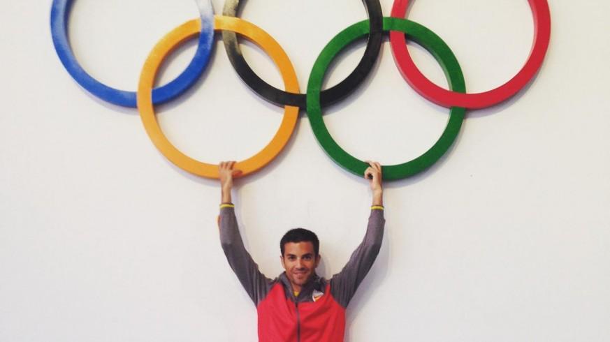 Miguel Ángel López vivirá sus terceros Juegos Olímpicos