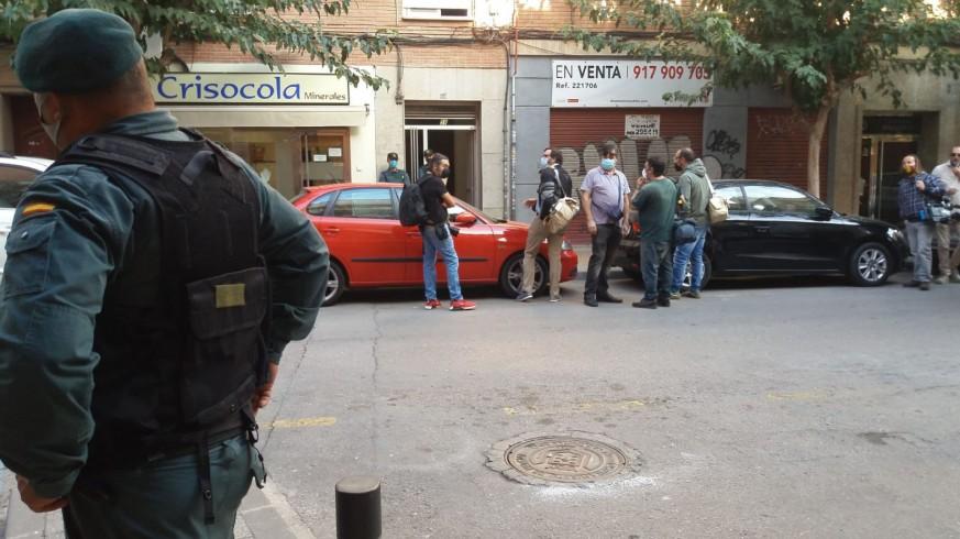 Al menos una decena de detenidos en una operación contra la delincuencia organizada en Murcia y Las Torres de Cotillas