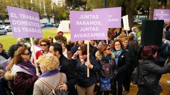 GALERÍA | El 8 de marzo en imágenes