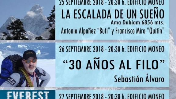 """VIVA LA RADIO. Semana de montaña y aventura. Ciclo """"Documentales de Aventura""""; Llegar y contarlo"""