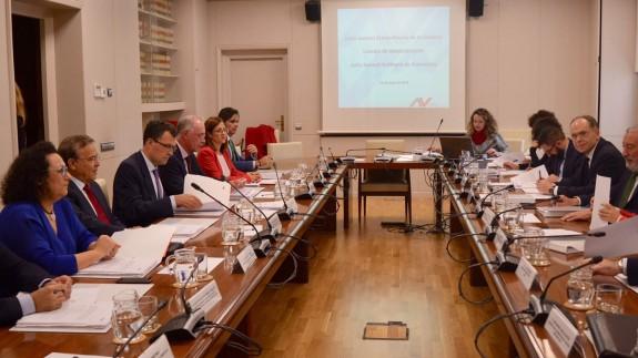 Reunión de la Sociedad Murcia Alta Velocidad