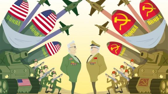 LA RADIO DEL SIGLO. La historia y sus delirios. La Guerra Fría y los conflictos de posguerra.