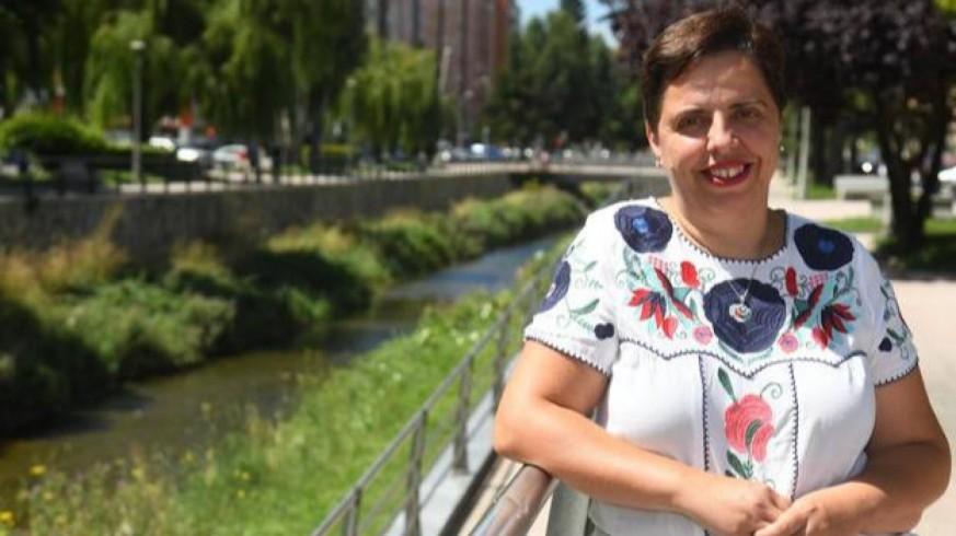 """PLAZA PÚBLICA. Colegio Oficial de Enfermería. Azucena Santillán """"no somos personal sanitario de segundo orden, somos científicas"""""""