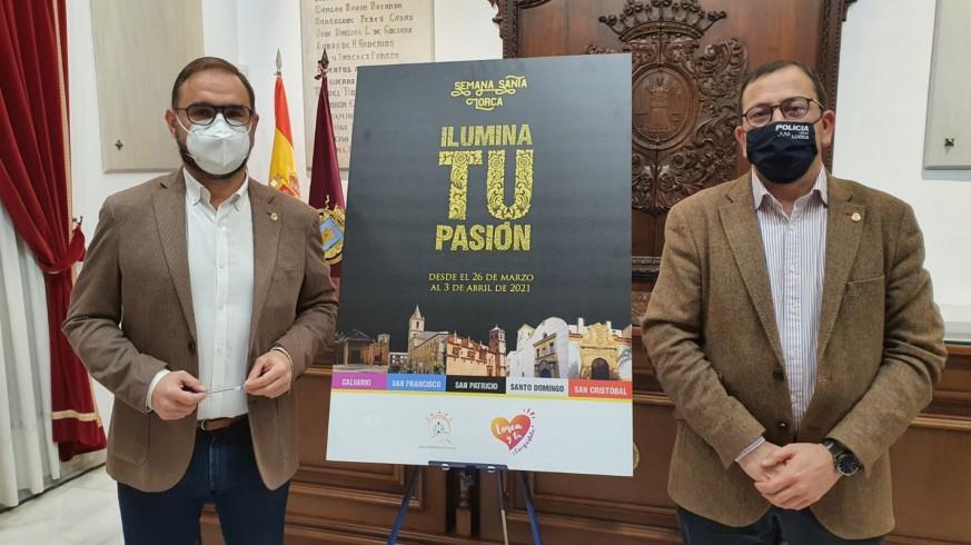 Diego José Mateos y José Luis Ruiz Guillén. ALFONSO MARTÍNEZ
