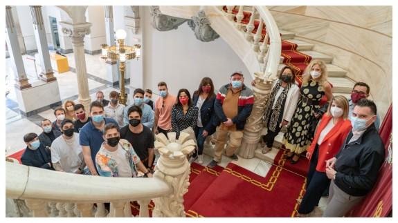 EL MIRADOR. Cultura Continua, programa formativo para artistas del Ayuntamiento de Cartagena