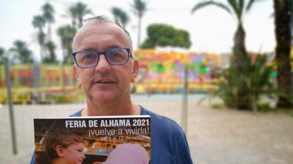 TARDE ABIERTA. Comienza la feria de Alhama de Murcia