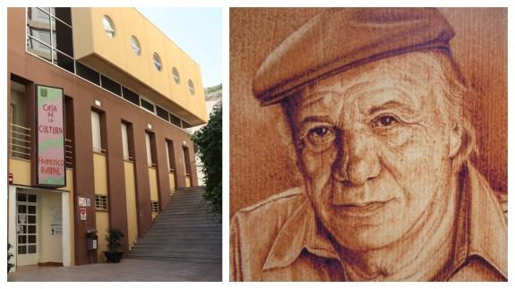 """Casa de la cultura """"Paco Rabal"""" de Aguilas"""