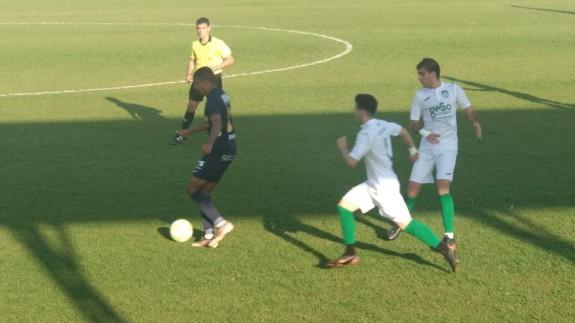 El UCAM B vence en el 90 al Churra| 2-1