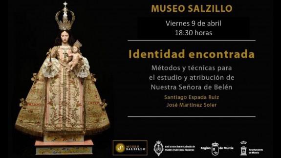 EL MIRADOR. Los secretos de la imagen de Nuestra Señora de Belén atribuida a Salzillo recientemente