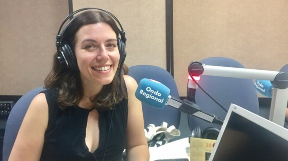AFECTOS ESPECIALES. Marta Peirano, periodista experta en tecnología y vigilancia por Internet