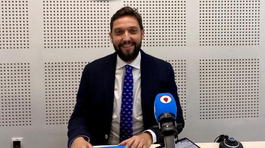 MURyCÍA. Entrevista de actualidad. Juan Francisco Martínez Carrasco, director del Instituto de Turismo