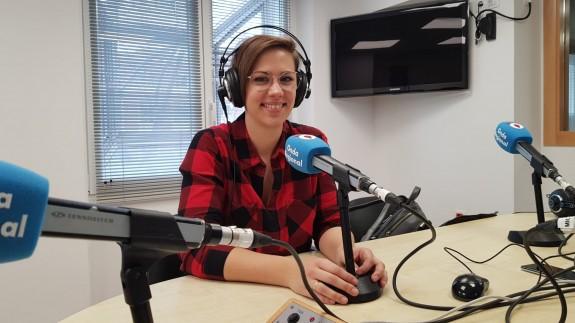 Cintia Segura, nutricionista