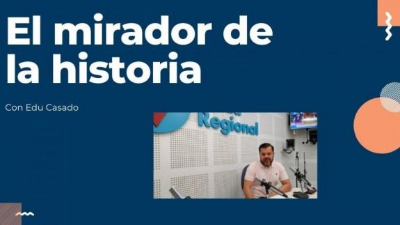 EL MIRADOR. El mirador de la historia con Edu Casado
