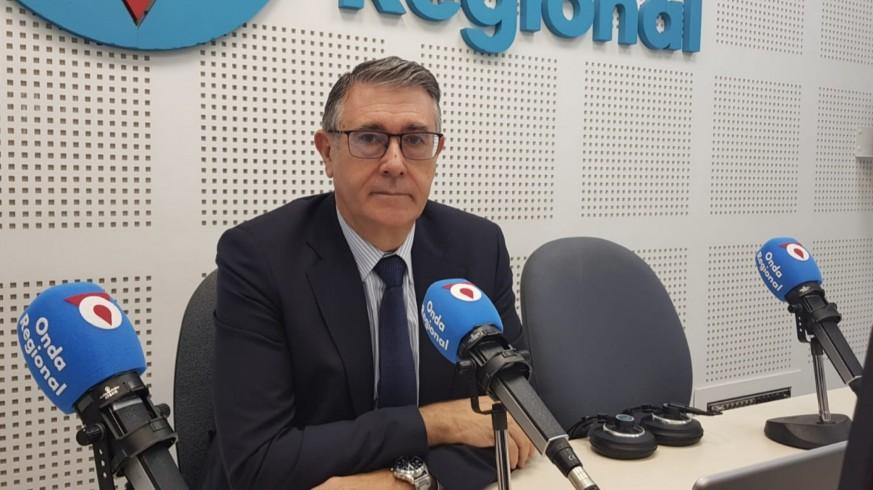 VIVA LA RADIO. Entrevista a Mario Urrea, presidente de la Confederación Hidrográfica del Segura