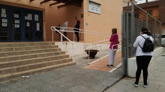 Foto de archivo de un centro de salud de Cartagena. ORM