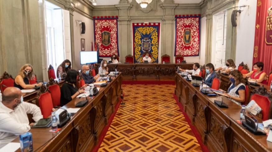 Pleno de Cartagena. AYTO CARTAGENA