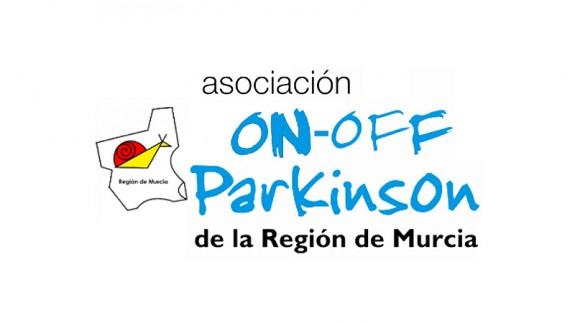 Logotipo asociación On Off Parkinson