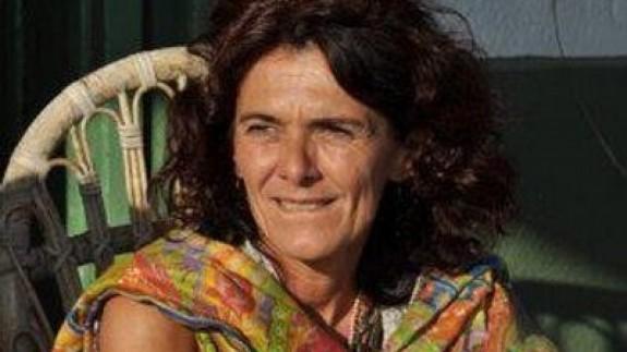 Teresa Vicente, profesora de la UMU e impulsora de la ILP sobre el Mar Menor