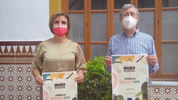 Teresa García Soriano y Francisco Santa. PATRICIA JIMÉNEZ