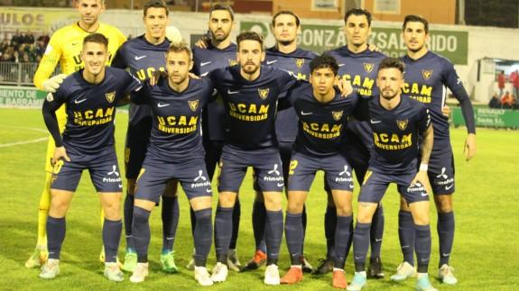 El UCAM Murcia cae 2-1 ante el Sanluqueño