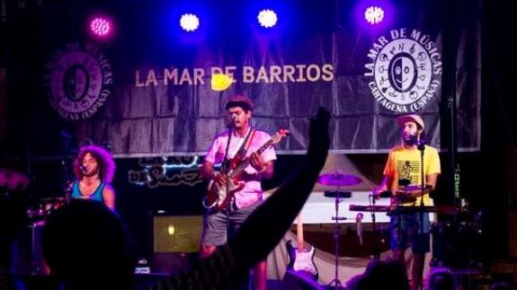 Concierto de La Mar de Barrios
