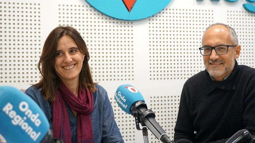 Belén Andreu y Gorka Sánchez