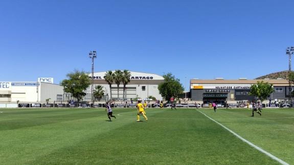 El UCAM B vence al Cartagena Efesé 0-2