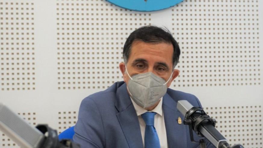 José Antonio Serrano en una imagen de archivo