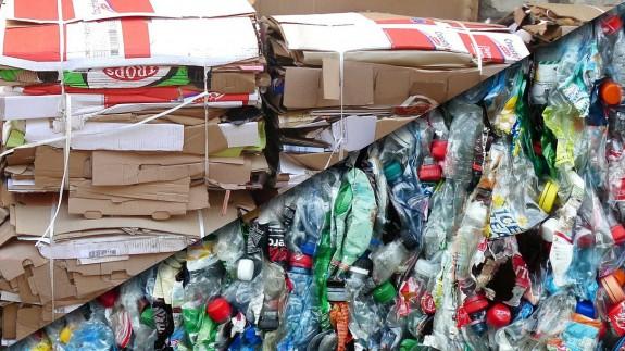 NOCHE ABIERTA. La Región sube por encima de la media nacional en reciclaje de cartón y envases ligeros en 2019