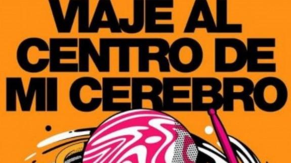 MÚSICA DE CONTRABANDO. Eric Jiménez, batería de Los Planetas, se ha convertido en autor de best sellers: 'Viaje al centro de mi cerebro' es un arte de saber vivir bien