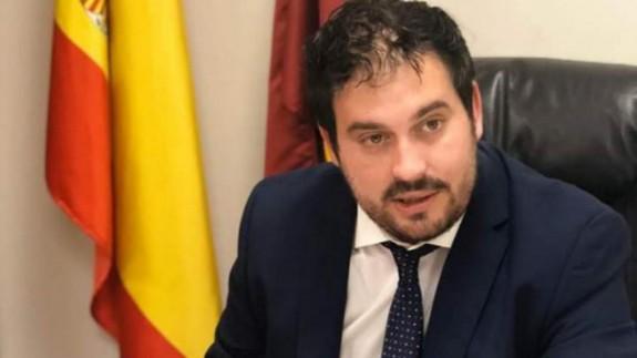 Mario Pérez Cervera, alcalde de Los Alcázares.