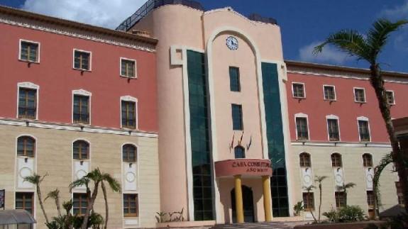 Ayuntamiento de Los Alcázares. Archivo