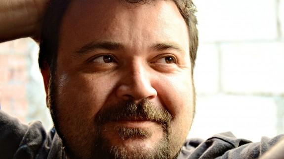 Juanma Zaragoza, profesor de filosofía