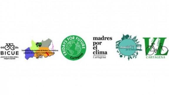 """EL ROMPEOLAS. Colectivos ciudadanos convocan un """"paseo crítico"""" por Cartagena"""