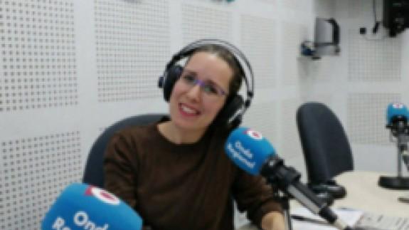 Maria Dolores Baró en Onda Regional