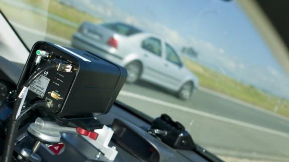 El 16% de los accidentes mortales producidos en vías interurbanas han tneido como causa probable el exceso de velocidad.