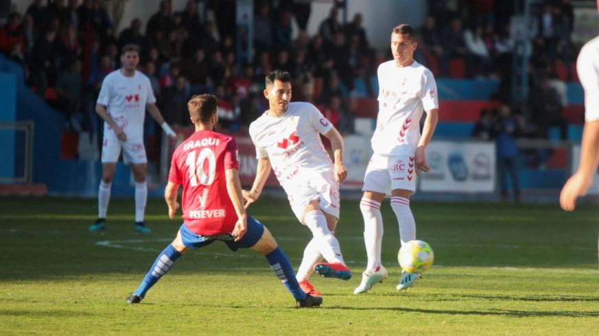 El Real Murcia no pasa del empate a cero ante el Villarrobledo