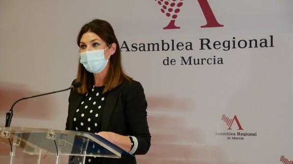 Mª. Carmen Ruiz Jódar. PP