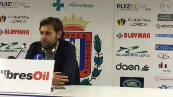 "Carlos Rivera: ""Será difícil salvar a la Minera en la primera fase de la Liga"""