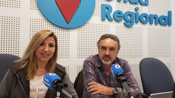 """VIVA LA RADIO. Dolores Redondo, """"escritora en su tinta 2020"""", inicia con novela negra el ciclo en Molina de Segura"""