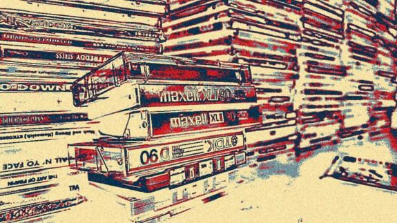 Cintas y discos compactos