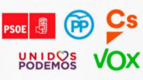 PLAZA PÚBLICA T02 Tertulia jóvenes políticos. Gestión de la pandemia (16/11/2020)