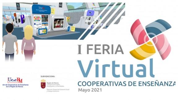 PLAZA PÚBLICA. Ucomur Informa. I Feria Virtual de Cooperativas de Enseñanza