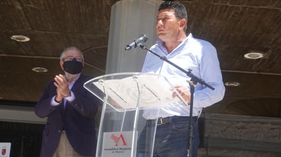 Los agricultores comienzan su 15-M en Cartagena