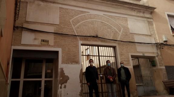 EL MIRADOR. El ayuntamiento de Mula solicita la declaración de Bien de Interés Cultural para el Palacio de Marquesado de los Vélez