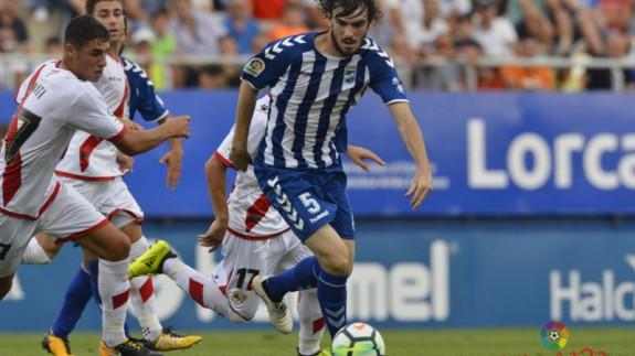 Eugeni Valderrama abandona el Lorca FC