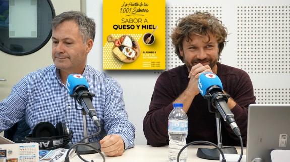 Eduardo Haba y Alberto Hernández
